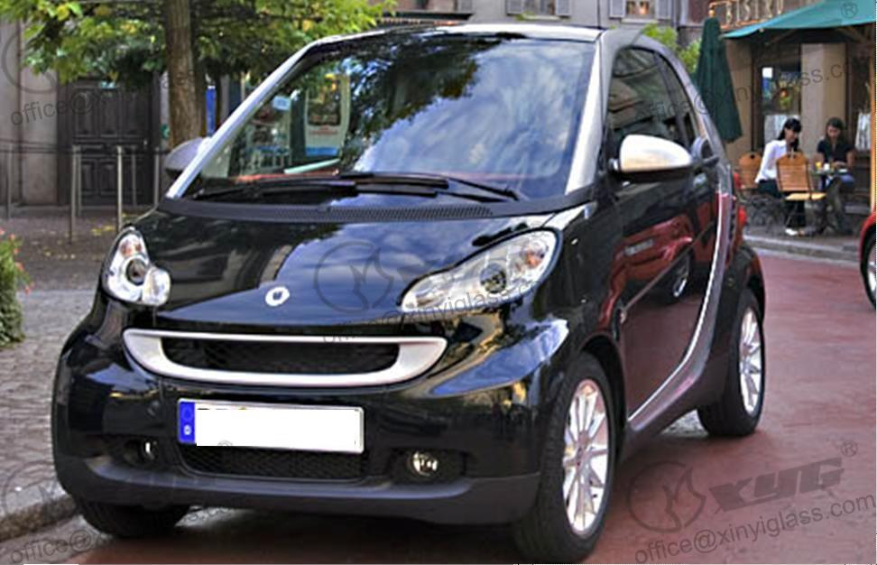 5368AGSV # SMART FORTWO (07-14)